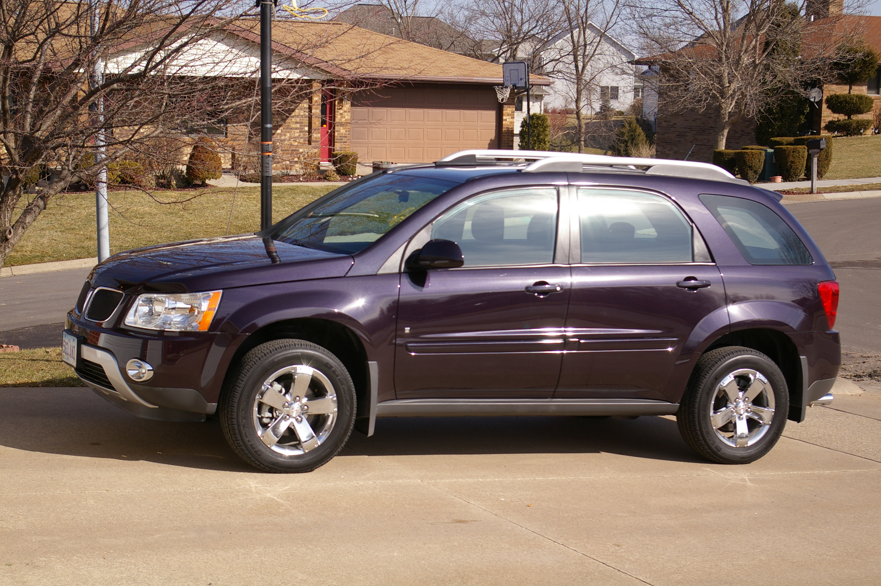 Pontiac Torrent #7