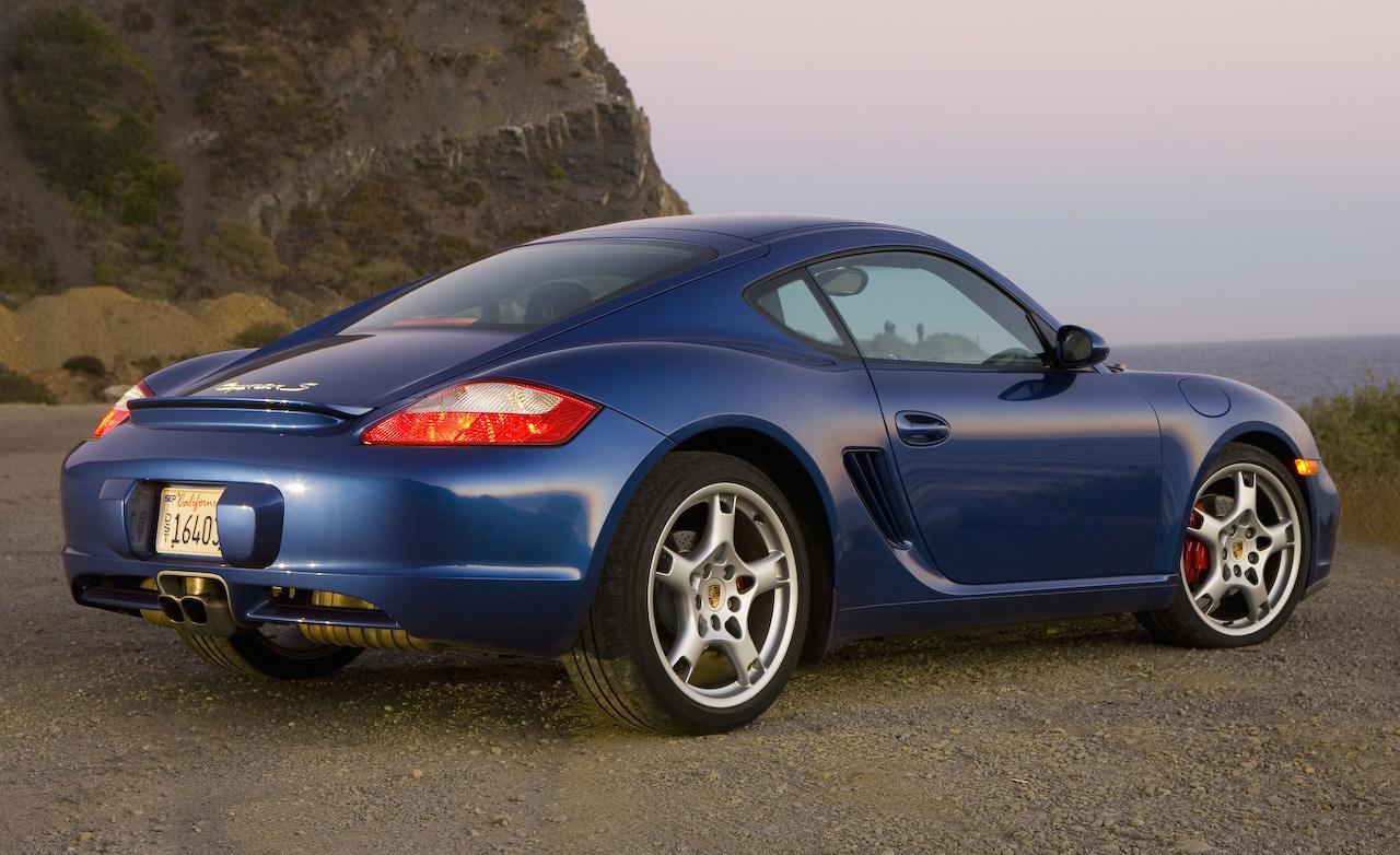2008 Porsche Cayman Image 21