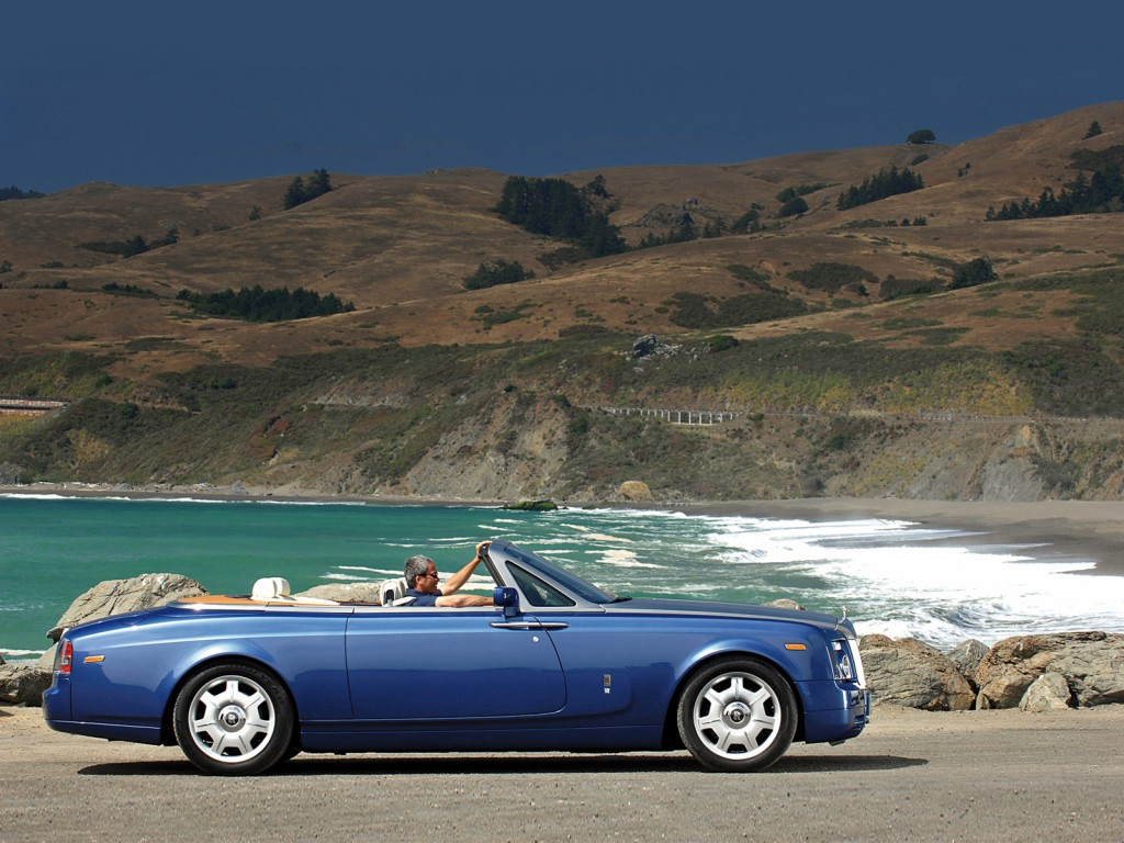 Rolls-Royce Phantom Drophead Coupe #8