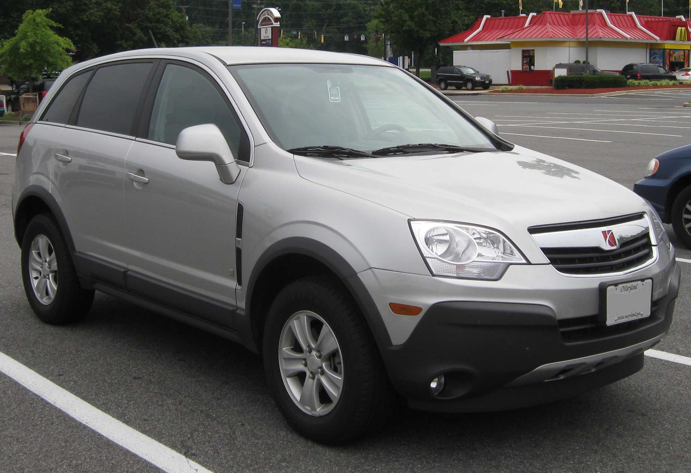 2008 saturn vue information and photos zombiedrive 2008 saturn vue 17 saturn vue 17 vanachro Images