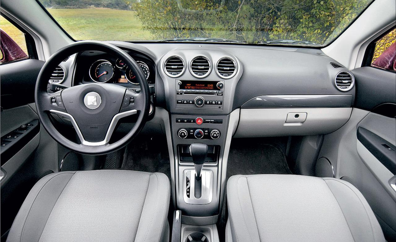 2008 Saturn VUE Hybrid  Information and photos  ZombieDrive