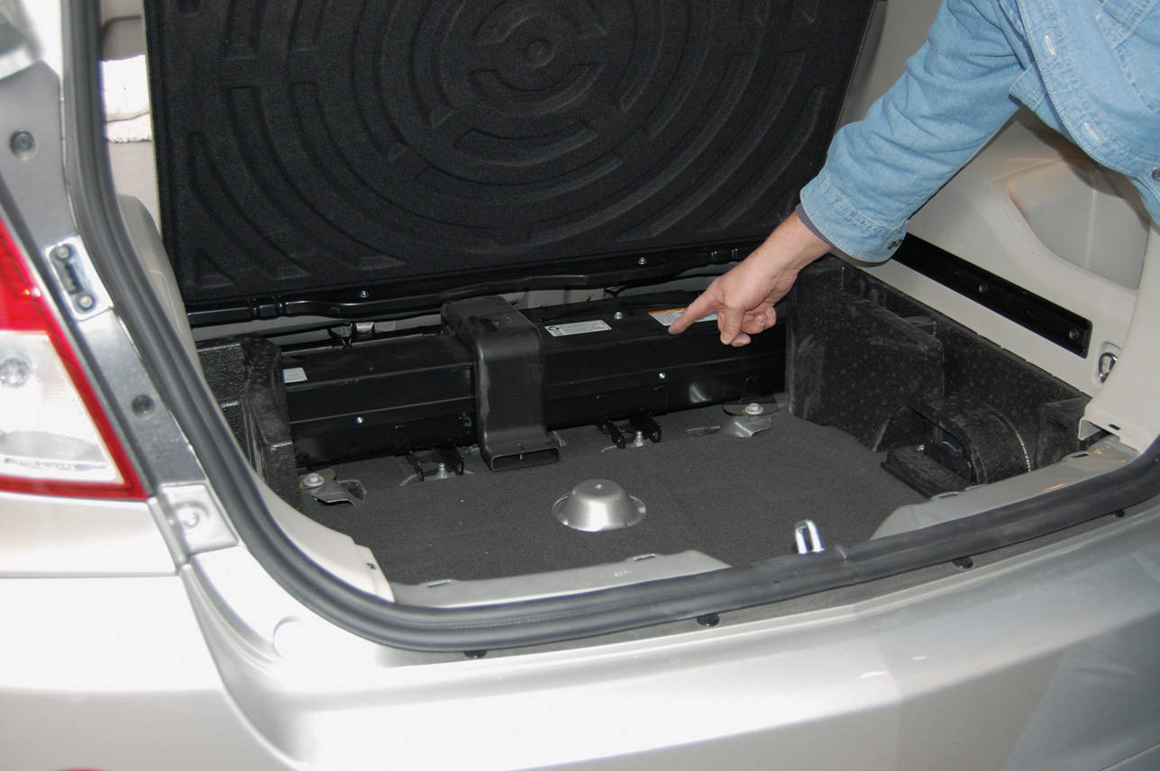 2008 Saturn Vue Hybrid 10