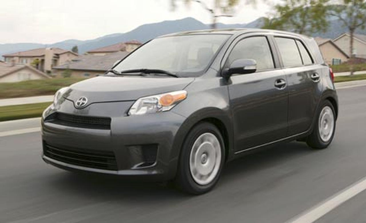 Scion xD #13