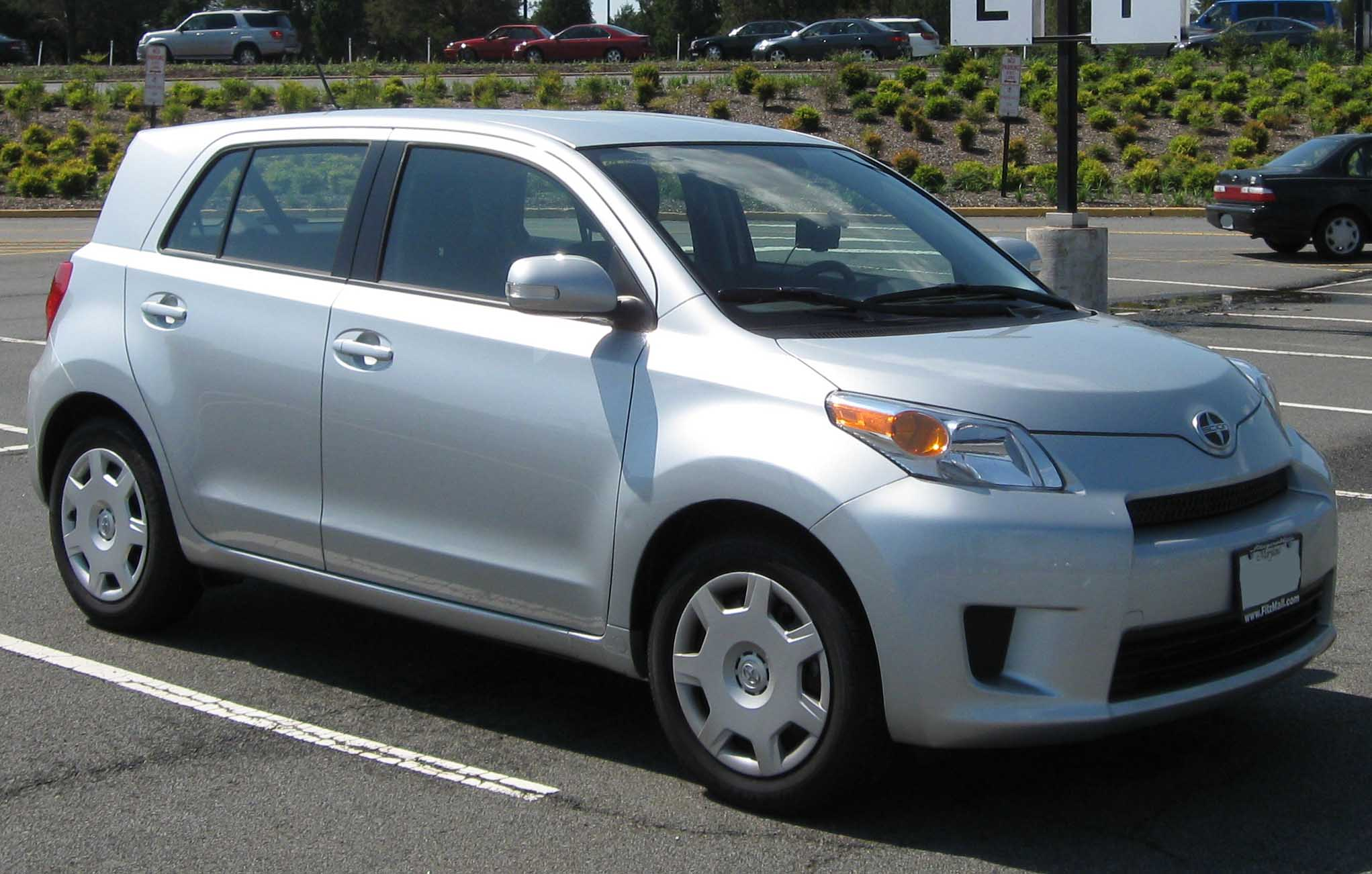 Scion xD #18