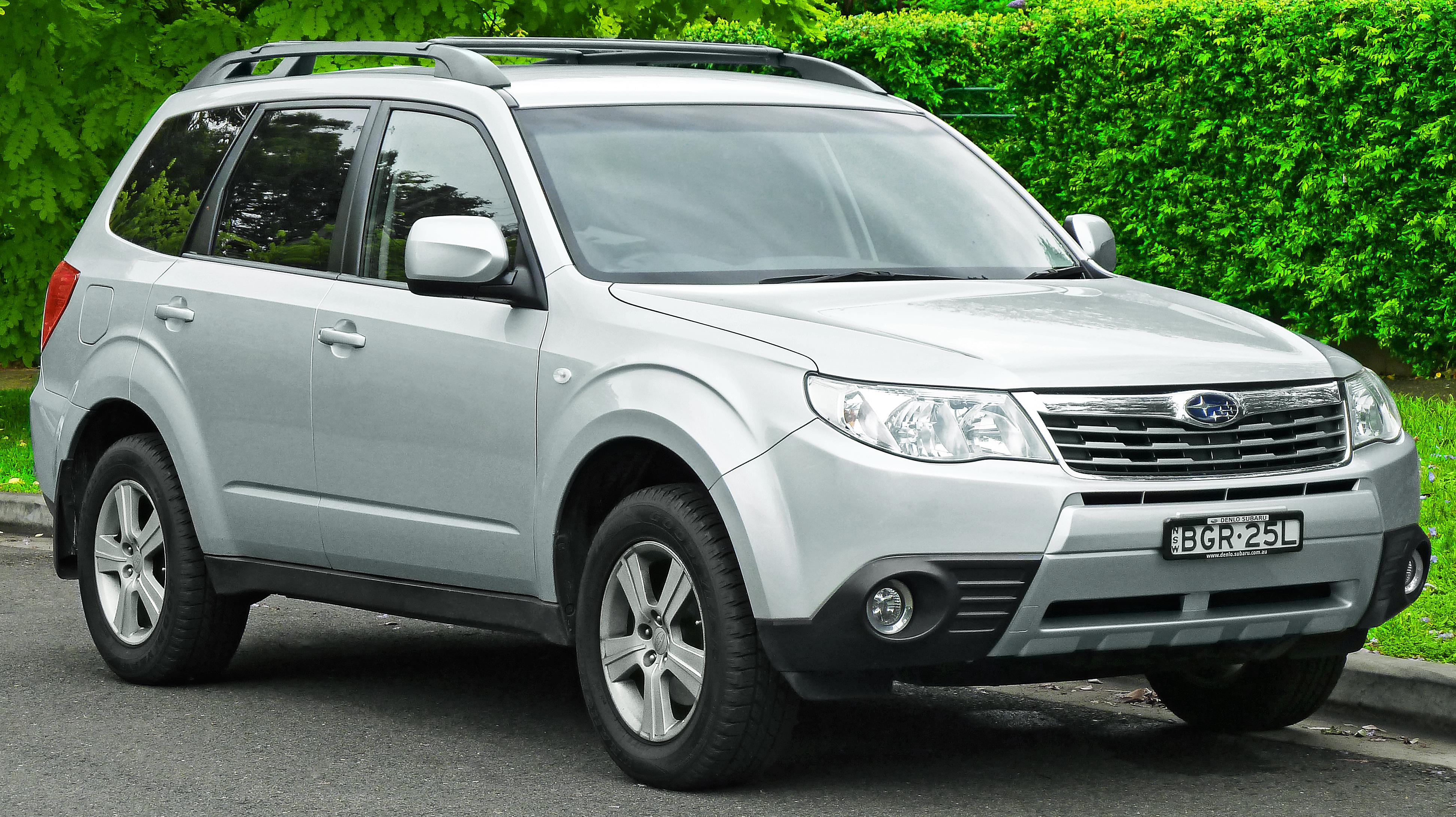 Subaru Forums Foresterml