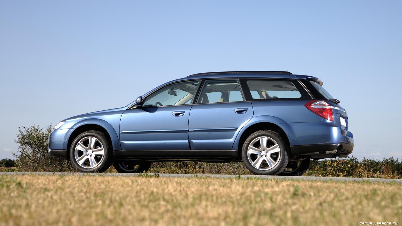 2008 Subaru Outback Image 10