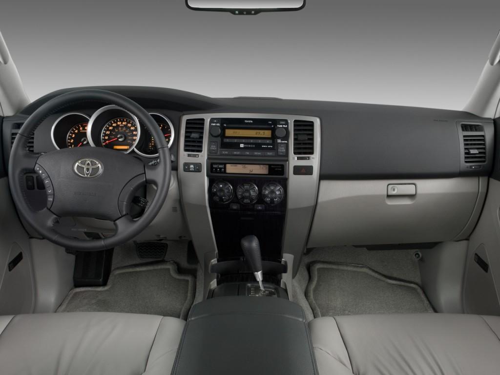 Toyota 4runner 2008 >> 2008 TOYOTA 4RUNNER - Image #1
