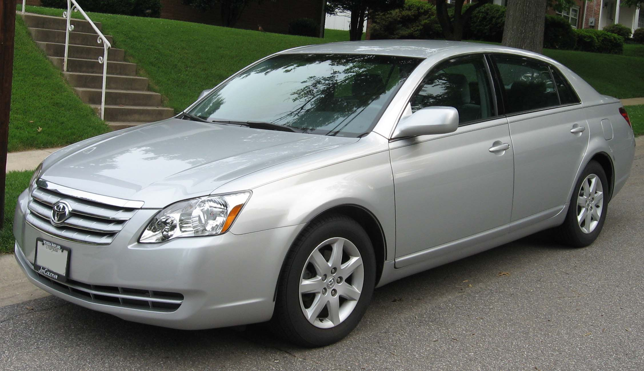 2008 toyota avalon information and photos zombiedrive. Black Bedroom Furniture Sets. Home Design Ideas