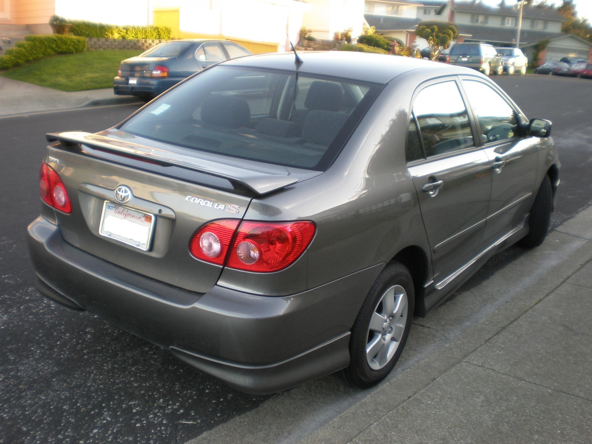 2008 Toyota Corolla Image 20