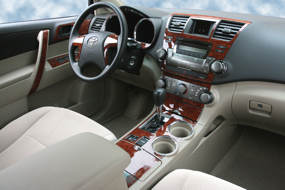 2008 Toyota Highlander Information And Photos Zombiedrive