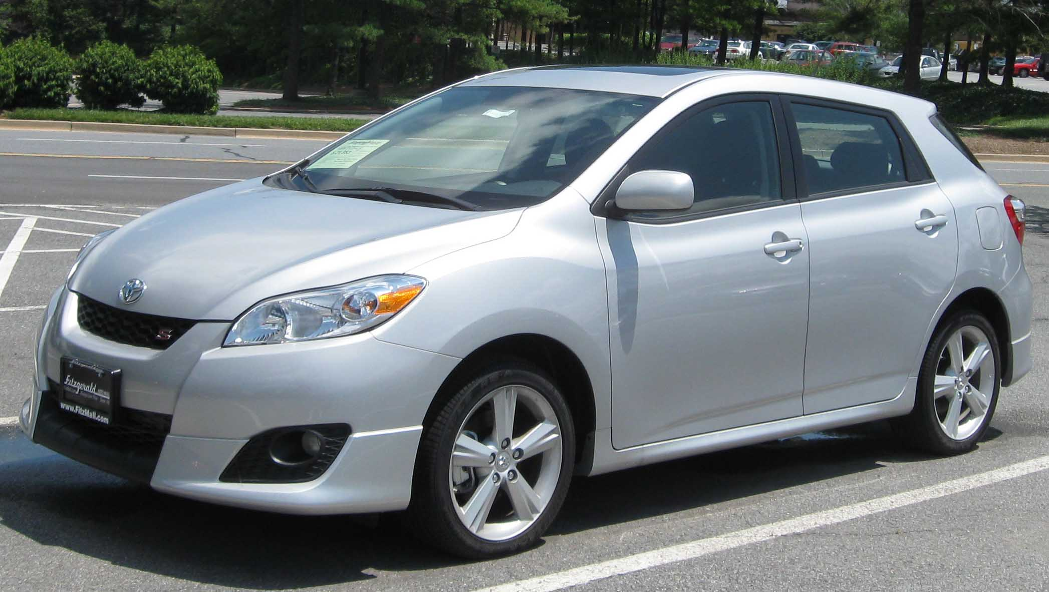 Toyota Matrix #15