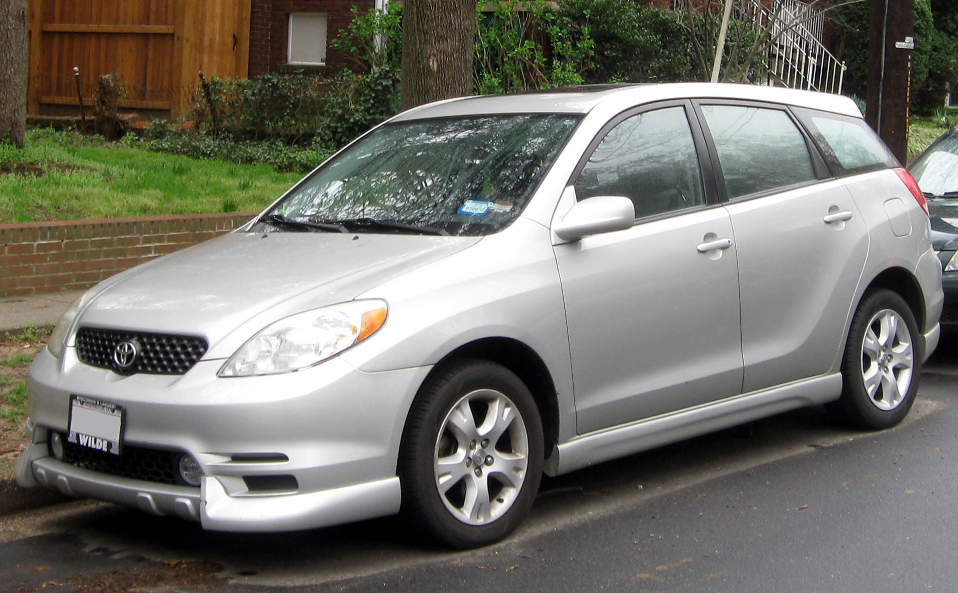 Toyota Matrix #13