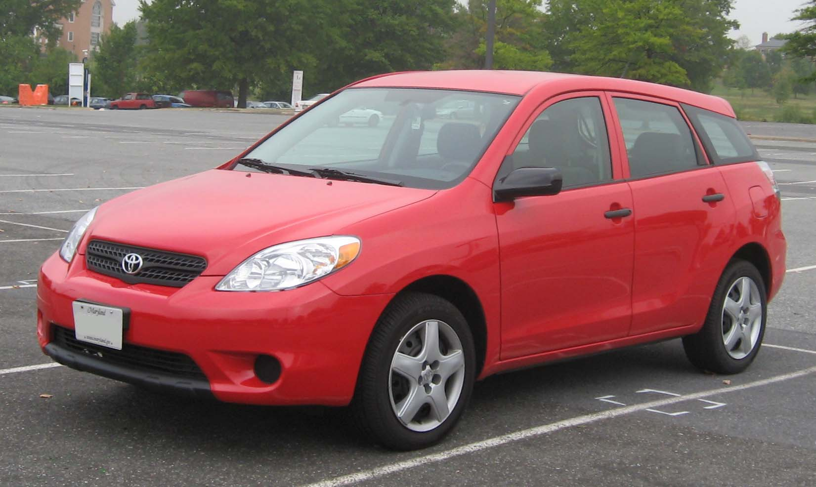 Toyota Matrix #21