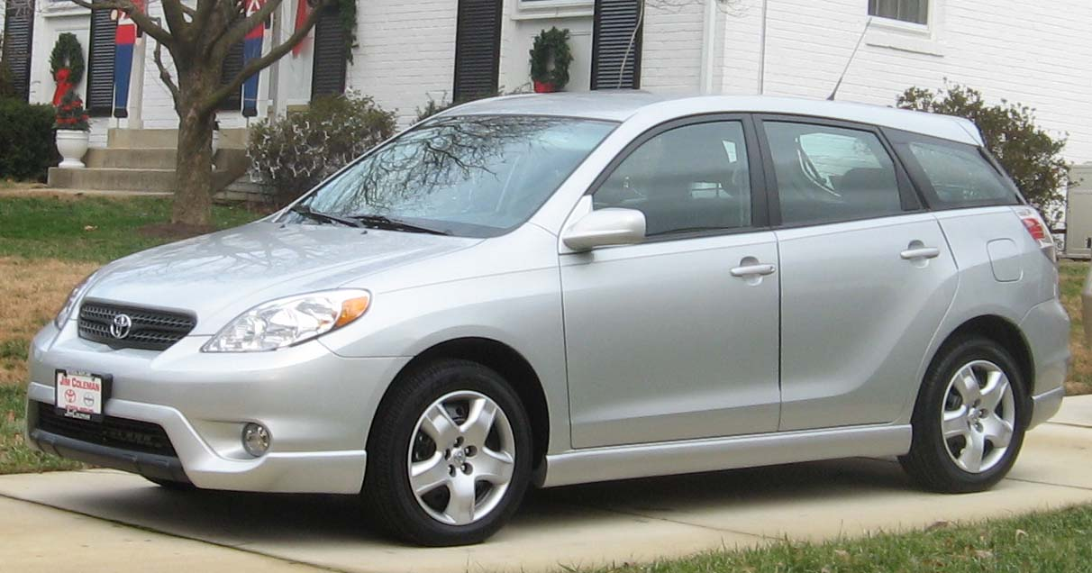Toyota Matrix #20