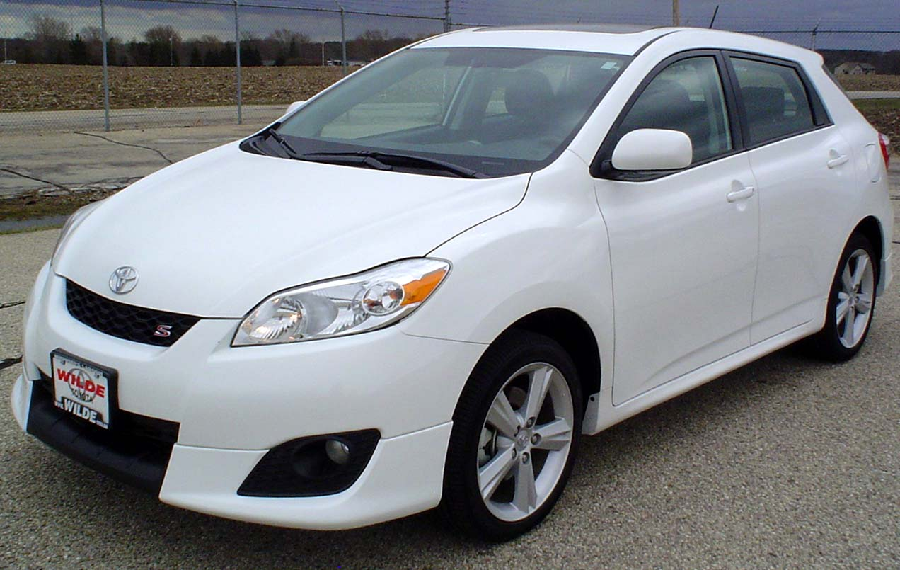 Toyota Matrix #10