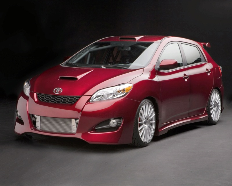 Toyota Matrix #17
