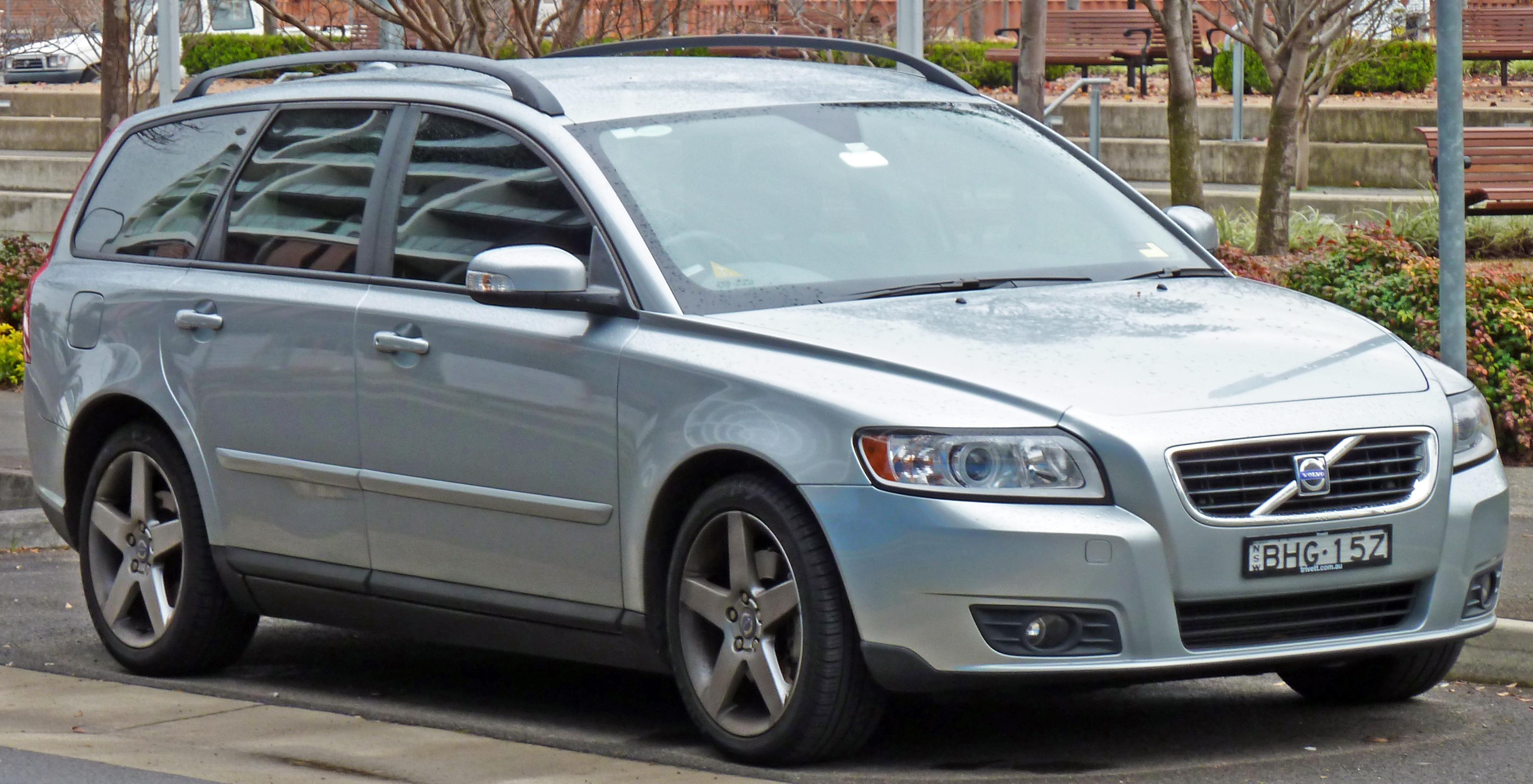 2008 Volvo V50 Image 10