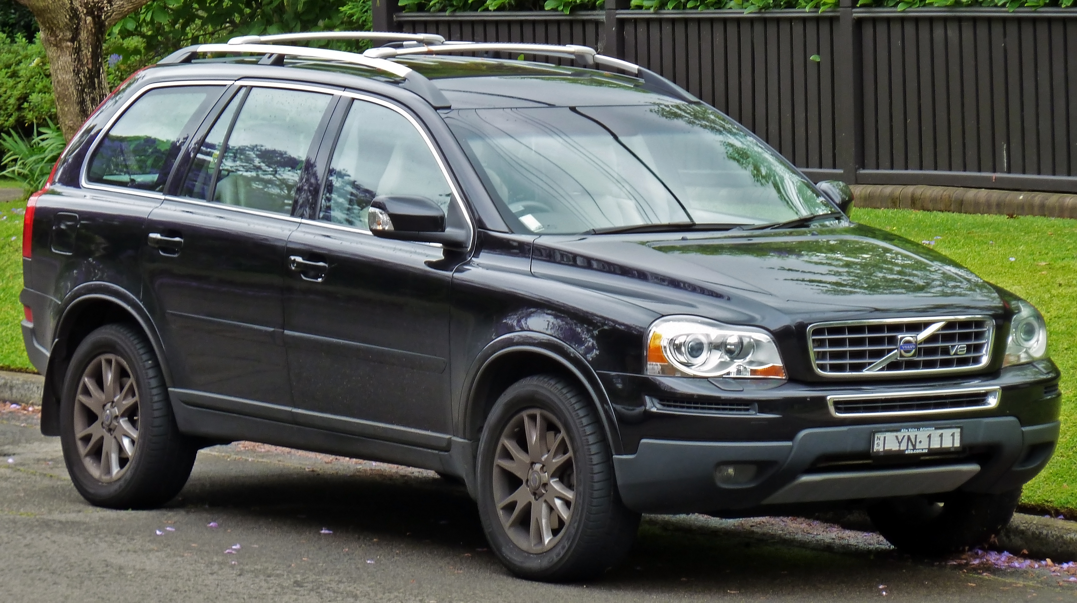 2008 Volvo Xc90 Information And Photos Zombiedrive