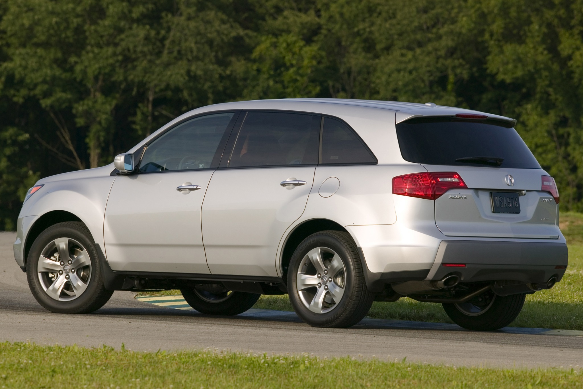 2008 acura mdx information and photos zombiedrive