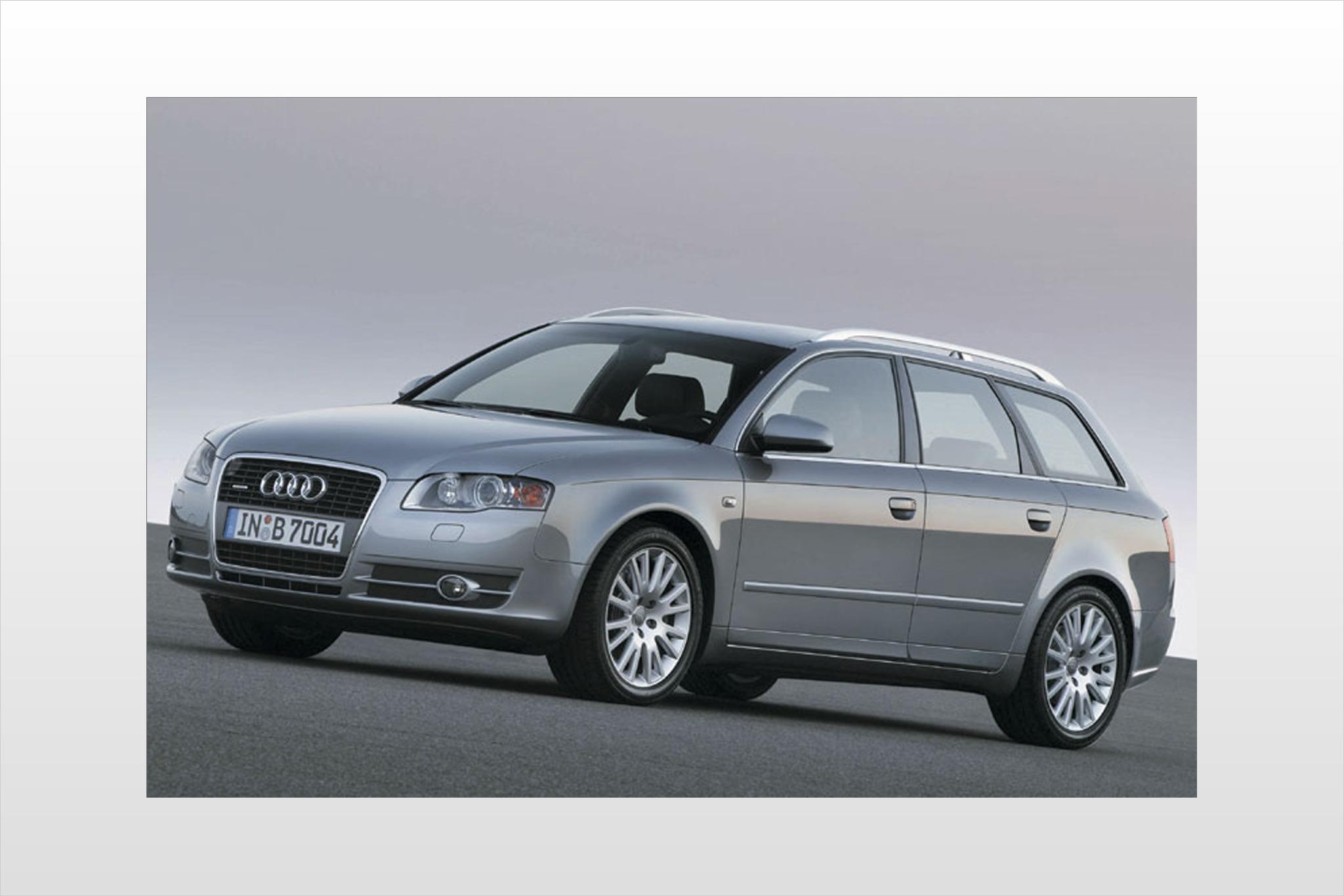 2008 Audi A4 Image 8