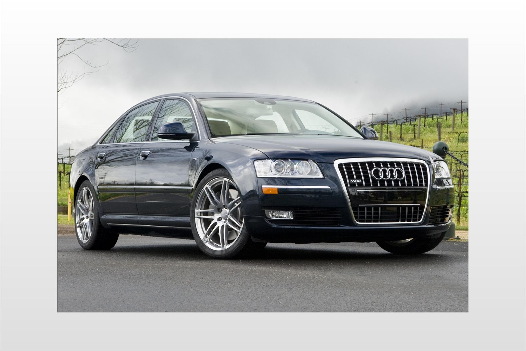 2008 Audi A8 Image 2