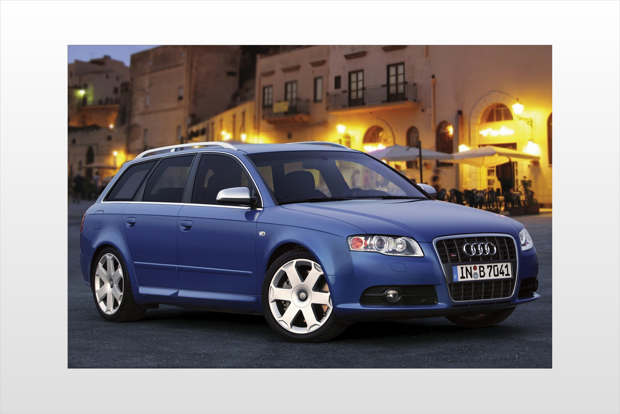 2008 Audi S4 Image 5