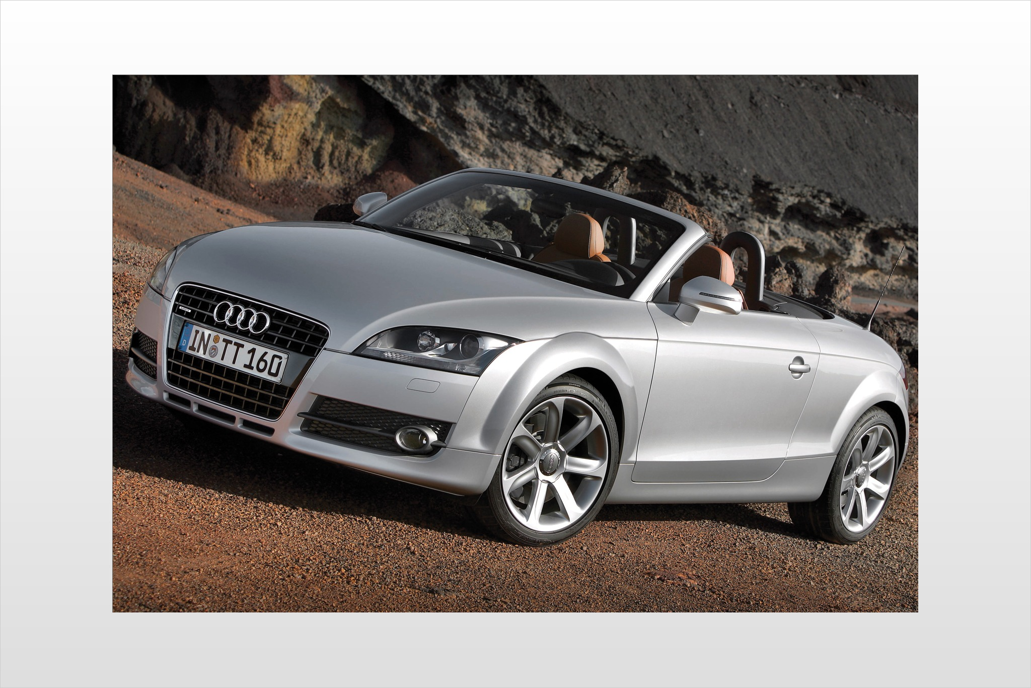 2008 audi tt - information and photos - zombiedrive