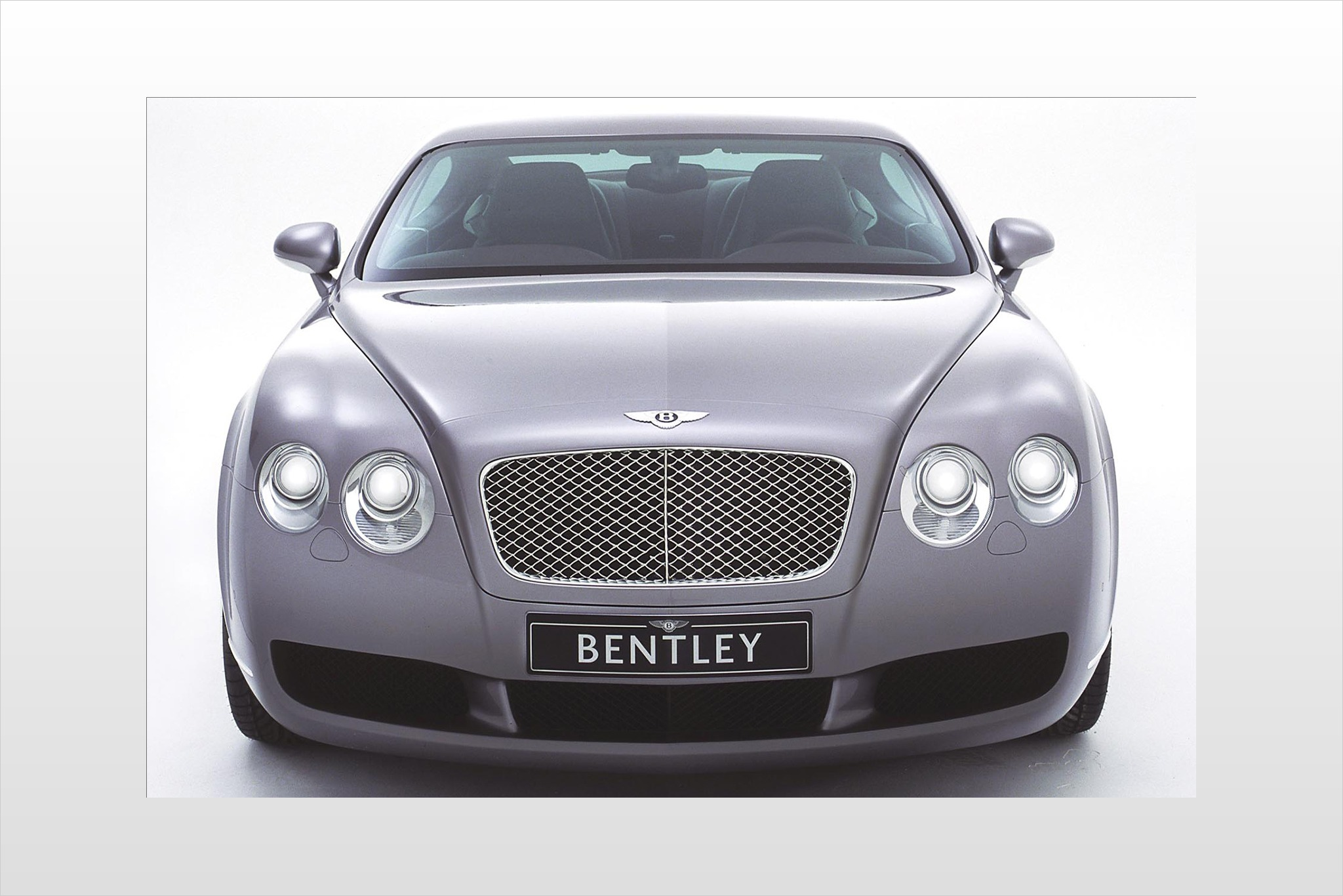 2008 Bentley Continental Gt Image 5