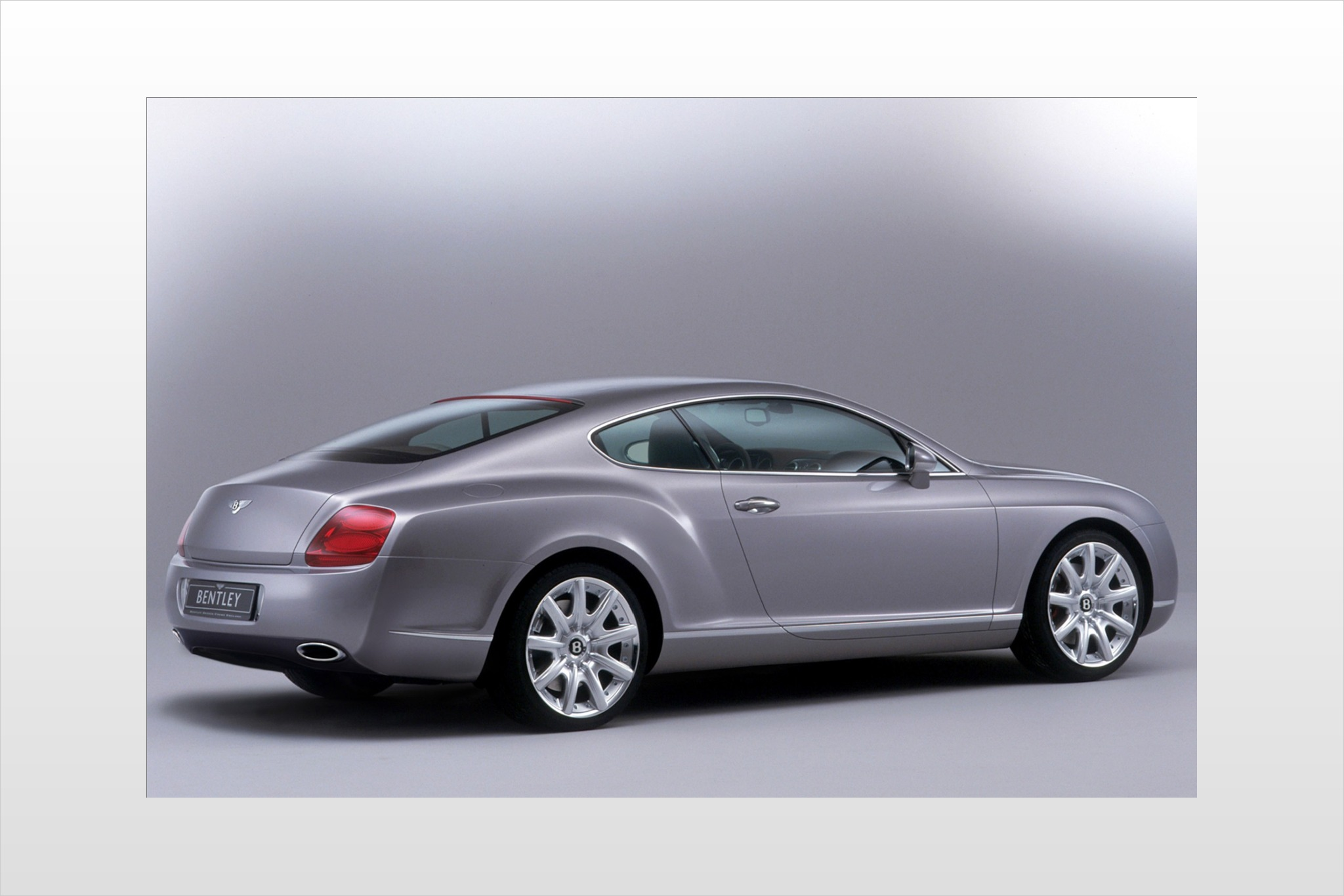 I Coupe >> 2008 BENTLEY CONTINENTAL GT - Image #3