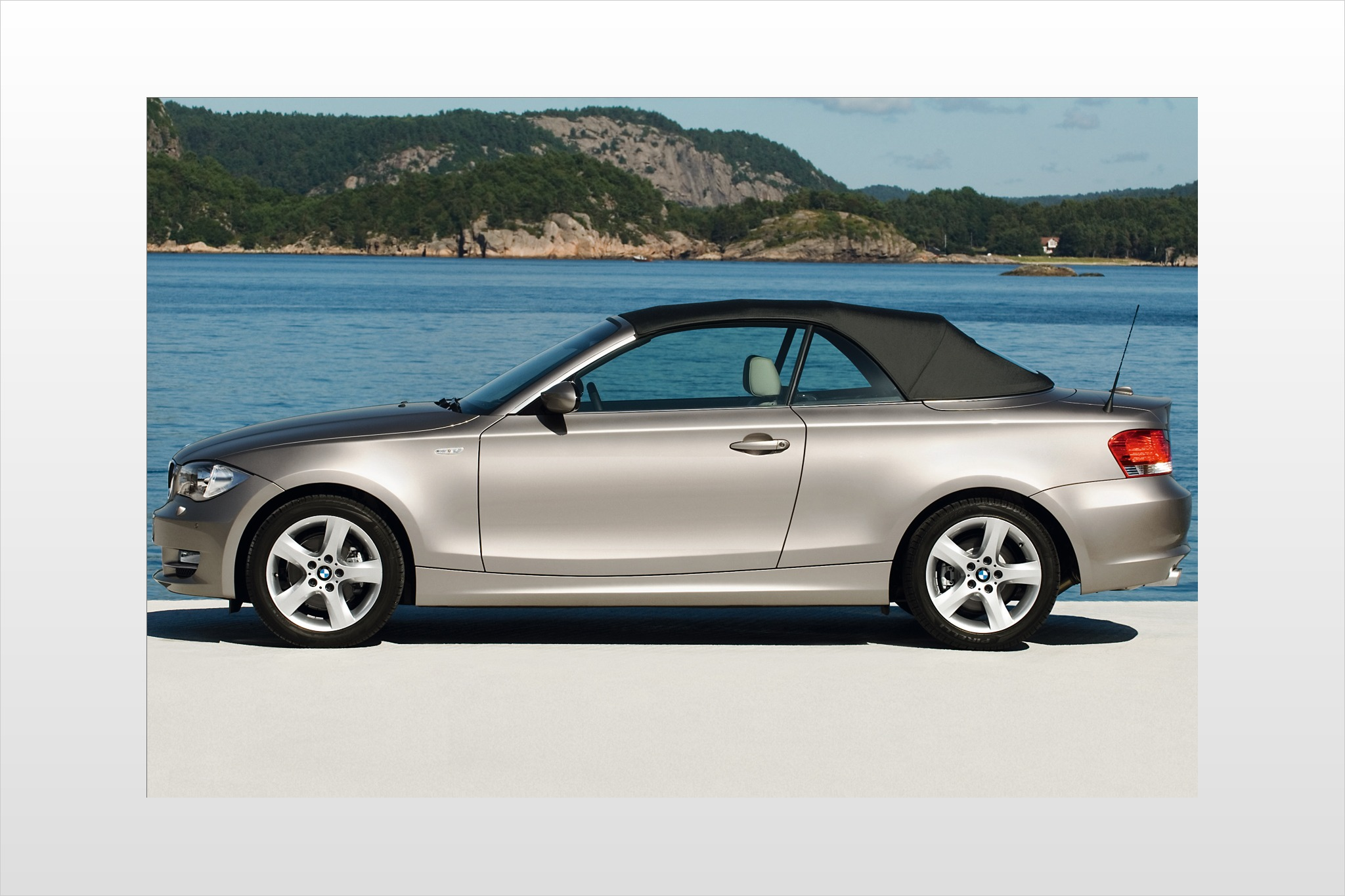 Bmw 128I Convertible >> 2008 BMW 1 SERIES - Image #7