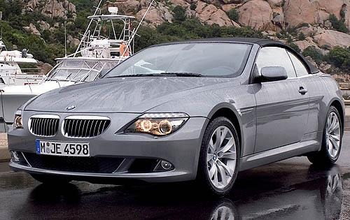 2008 BMW 6 Series 650i Ce interior #7