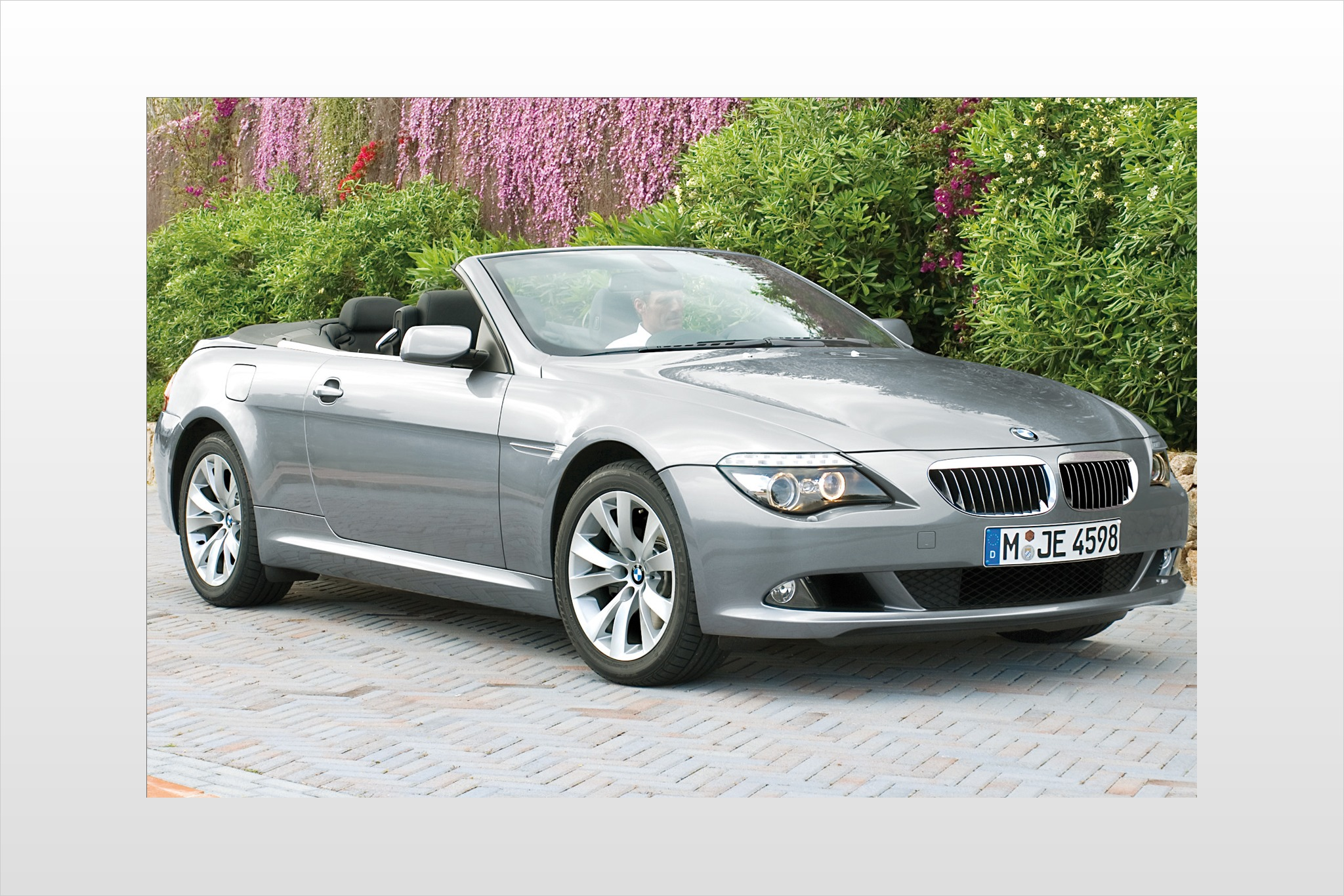 2008 BMW 6 Series 650i Ce interior #2