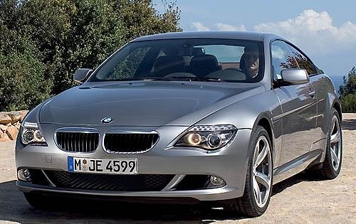 2008 BMW 6 Series 650i Ce interior #5