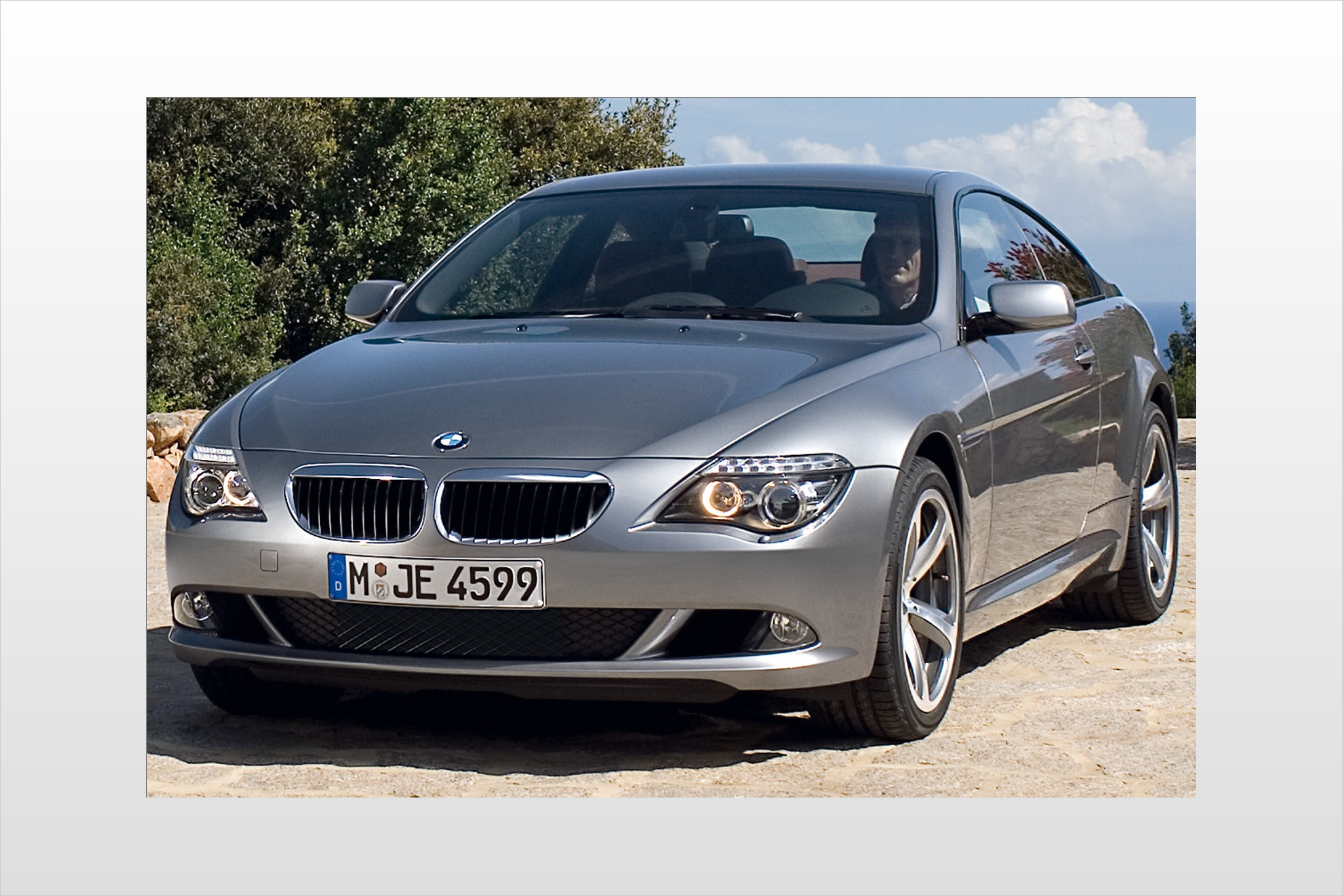 2008 BMW 6 Series 650i Ce interior #8