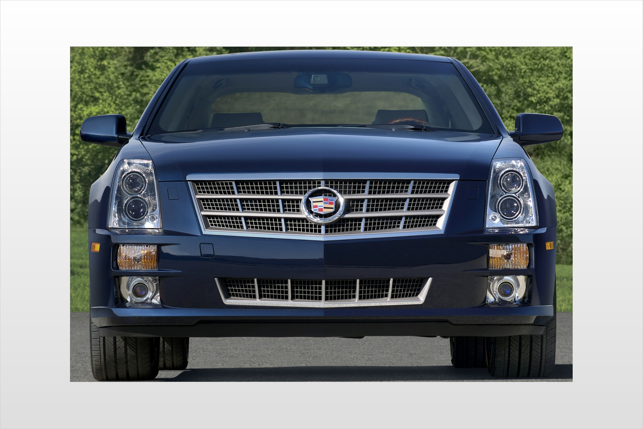 2008 Cadillac STS V8 Luxu exterior #5