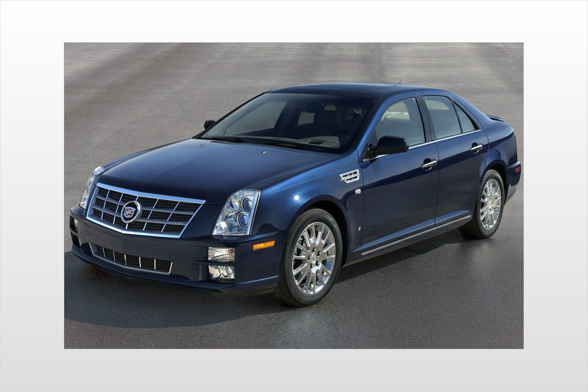 2008 Cadillac STS V8 Luxu exterior #1