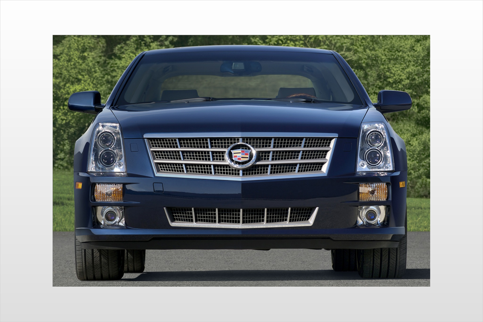 2008 Cadillac STS V8 Luxu exterior #4