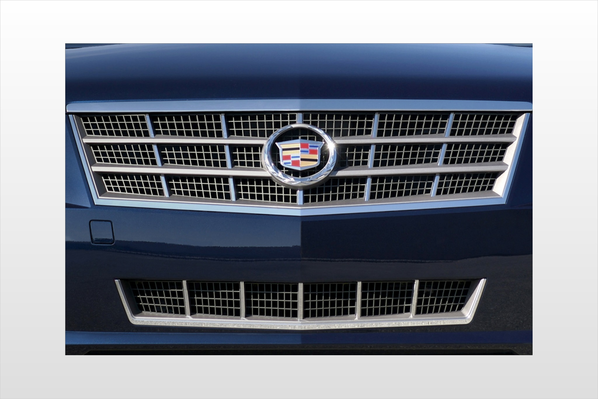 2008 Cadillac STS V8 Luxu exterior #7