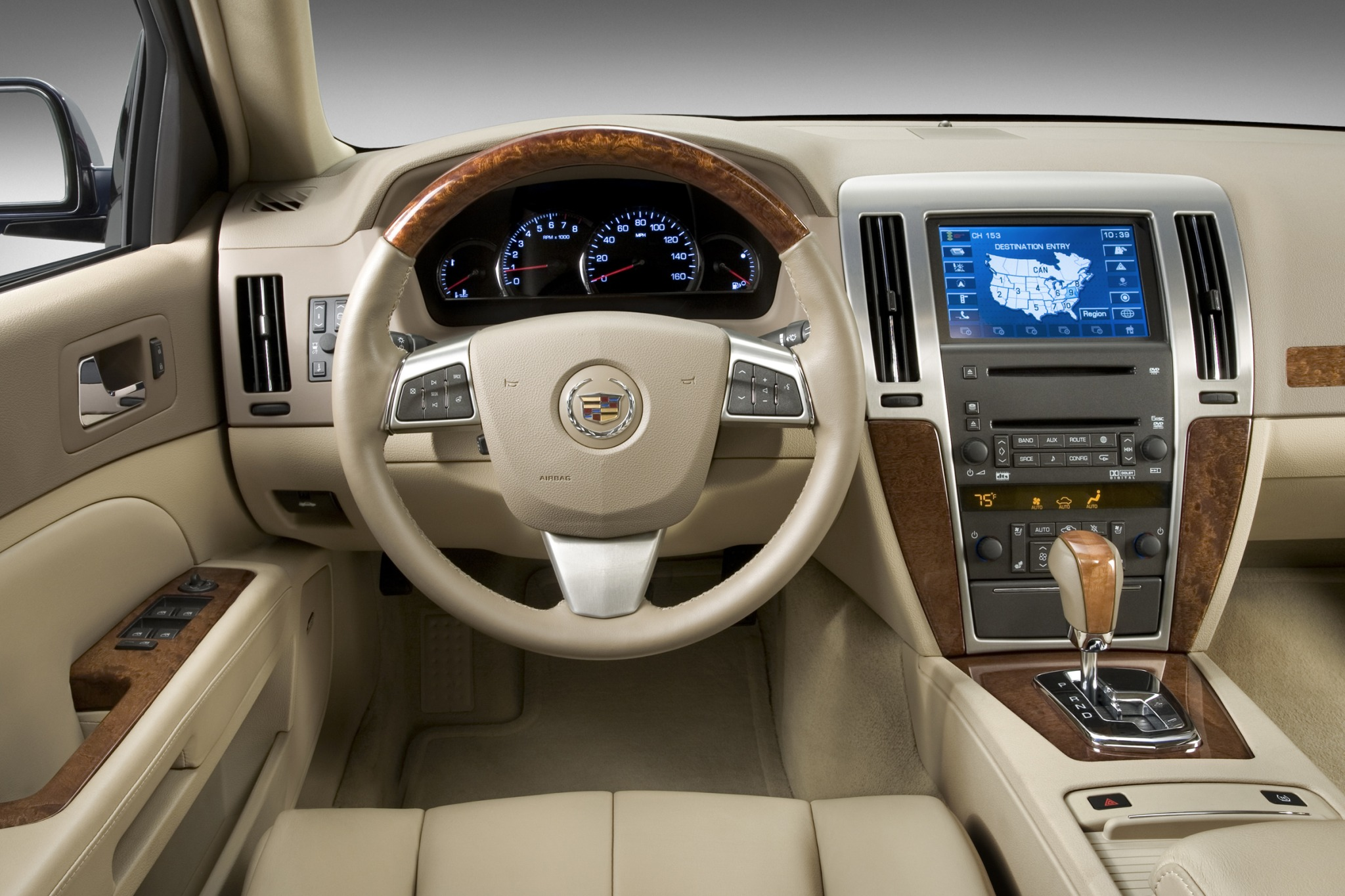 2008 Cadillac STS V8 Luxu exterior #9
