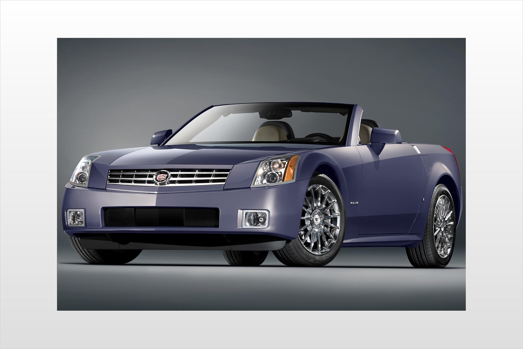 2008 Cadillac Xlr 3 Convert Exterior