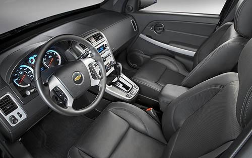 2008 Chevrolet Equinox Sp interior #6