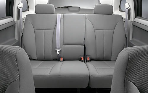 2008 Chrysler Pacifica To interior #7