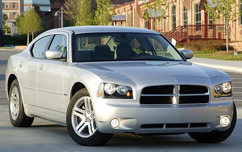2008 Dodge Charger Instru interior #4