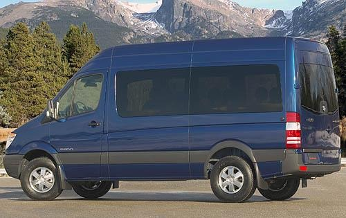 2008 Dodge Sprinter 2500  interior #3