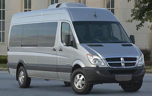 2008 Dodge Sprinter 2500  interior #2