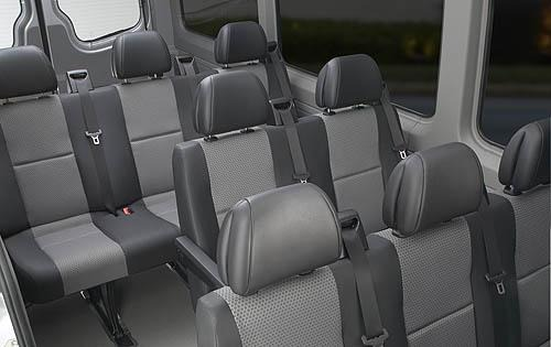 2008 Dodge Sprinter 2500  interior #6