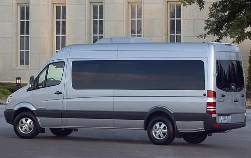2008 Dodge Sprinter 2500  interior #4