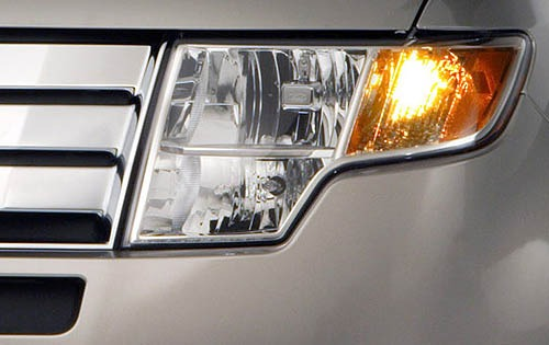 2008 Ford Edge Front Gril exterior #8