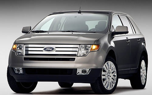 2008 Ford Edge Front Gril exterior #1
