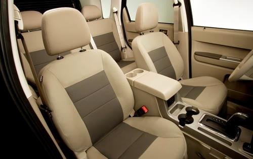 2008 Ford Escape Limited  interior #9